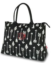 Embroidered Quilted Tote Bag, Monogram - Personalized & Embroidered Quilted Tote Bag. Zoom · Click to Enlarge Adamdwight.com