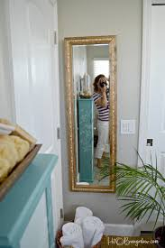 diy wood mirror frame. Start Each Day With Meaningful Words. Tutorial For DIY Full Length Wood  Mirror Frame Diy O