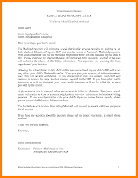 Child Custody Letter Sample 007 Guardianship Letter Sample Samples Template Ideas
