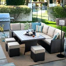 patio dining sets on wicker patio furniture big lots outdoor