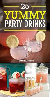 Best 25 Watermelon Vodka Drinks Ideas On Pinterest  Malibu Vodka Party Cocktails In A Pitcher