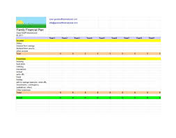Investment Plan Templates 50 Professional Financial Plan Templates Personal