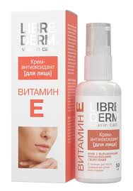 <b>LIBREDERM Витамин Е Крем-антиоксидант</b> для лица 50 мл по ...
