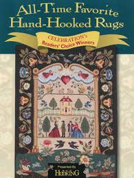 rug making books all time favorite hand hooked rugs