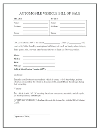 Vehicle Bill Of Sale Form Gorgeous Legal Bill Of Sale Template Calvarychristian