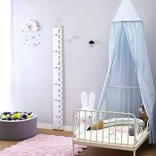Canopy Bed Curtains Kids Princess Curtain Room Decoration Baby Round ...