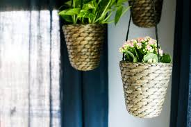 Wall Planters Ikea Diy Indoor Hanging Planters Love Renovations