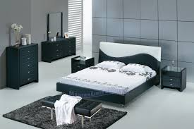 awesome bedrooms black. Awesome Bedroom Interior Design Pictures In Black And White With Wood Furniture Bedrooms