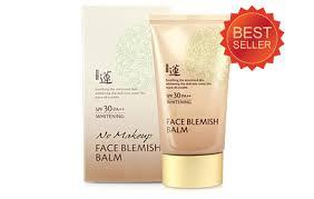 จำหน ายwelcos no makeup face blemish balm spf30pa 50ml inspired