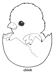 Free Chicken Little Coloring Pages Chicken Coloring Page Coloring