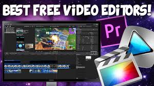 Photo Design Editor Free Download How To Download Free Video Editing Software Best Free Software 2019