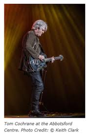 Concert Review Tom Cochrane And Red Rider At Abbotsford