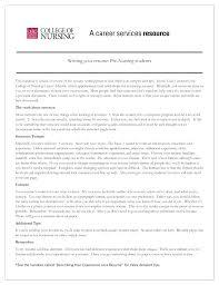 Nursing Student Resume – Xpopblog.com