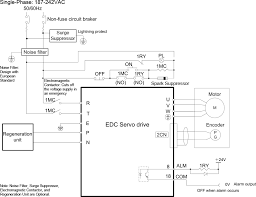 ac servo motor circuit diagram wiring diagrams edc ac servo drives