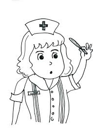 The Best Free Nurse Coloring Page Images Download From 268 Free