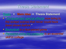 essay organization introduction iuml sect thesis statement often found 3 thesis