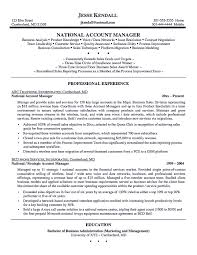 Resume Example 74 Account Executive Resume Sample Senior Account