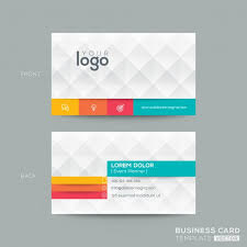 business card templates business vectors 69 100 free files in ai eps format