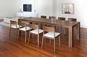 contemporary dining table  wooden  rectangular   by gabriele