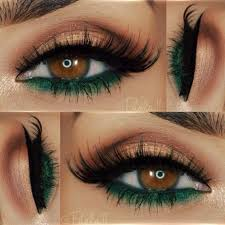 25 pretty makeup ideas to make you look hot makeup for brown eyesgreen