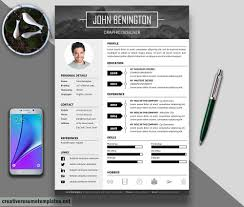 Modern Resume Template Download Online Creative Resume Templates