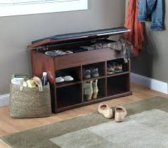 small entryway bench shoe storage. Bench Magnificent Small Shoe Storage Photo Concept Narrow . Entryway F