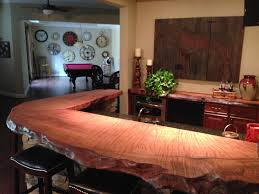 Wood Bar Top Natural Wood Countertops Live Edge Wood Littlebranch Farm