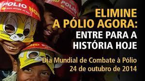 Resultado de imagem para dia mundial de combate à poliomielite BANNERS
