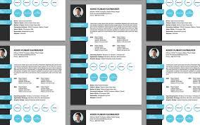 Cv Design Template 50 Free Creative Cv Resume Design Templates For All Professionals