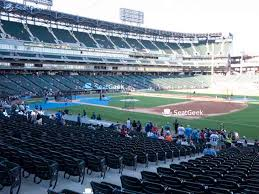 Guarenteed Rate Field Seating Chart Guaranteed Rate Field Section 148 Seat Views Seatgeek