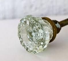 45 best Vintage glass door knobs images on Pinterest Glass door