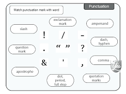 Punctuation Exercises With Answers Pdf Punctuating Direct Speech