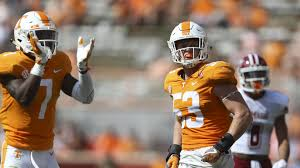 Jumper's Long Journey Culminating with Career Year - University of  Tennessee Athletics