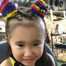 ママ必見キッズダンスにピッタリな髪型とアレンジ方法オススメ美容院