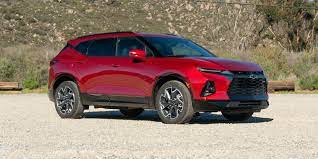 2020 Chevy Blazer Model Overview Pricing Tech And Specs Roadshow