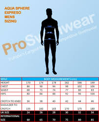 Michael Phelps Size Guide