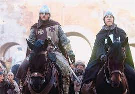 Nov 20, 2005 · the link between last week's message and today's message is the kingdom of god. Movie Review Kingdom Of Heaven The Blade