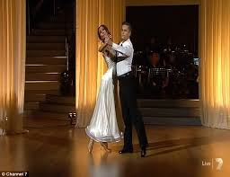 ricki lee coulter & kyly clarke tear up on dancing with the stars Wedding Dance You Raise Me Up bridal waltz kyly chose to waltz to josh groban's you raise me up which was Josh Groban You Raise Me Up