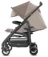 Inglesina Zippy Light Stroller Car Seat Compatible Lightweight Stroller With Premium Accessories Included Village Denim