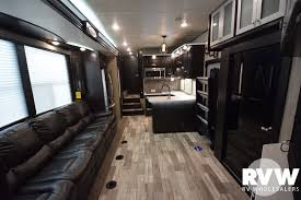 here to see the new 2018 road warrior 427 toy hauler fifth wheel by heartland