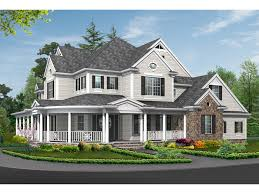 Simone Terrace Country Home Plan S    House Plans and MoreHome Has Lovely Country Style  Southern House Plan Front Image   S    House Plans and More