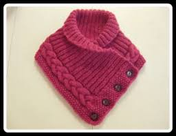 Free Knitting Patterns For Neck Warmers Simple Inspiration Design