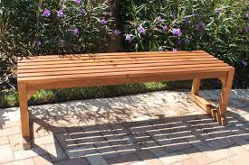 full size of backlessn bench plans delahey benchgarden benches garden backless with backless garden bench plans