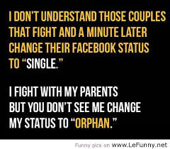 Status Quote Simple Funny Quotes About Family