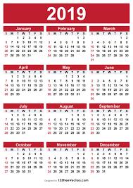 Calendar Free Downloads 2019 Free Printable Calendar 2019 Calendar Pinterest Free