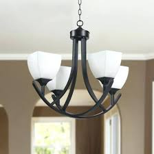 4 light chandelier hunter lighting archer oil rubbed bronze contemporary 4 light chandelier at afaura 4 4 light chandelier