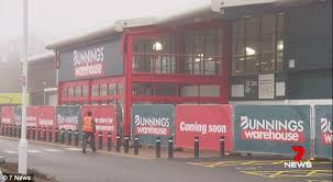 australian hardware giant bunnings has opened its first ever in the uk in st