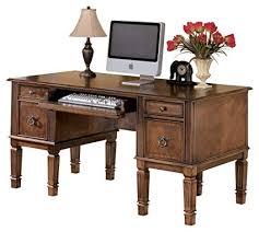 Large home office desks Furniture Ashley Furniture Signature Design Hamlyn Large Home Office Desk Dropdown Keyboard Tray Aldinarnautovicinfo Amazoncom Ashley Furniture Signature Design Hamlyn Large Home