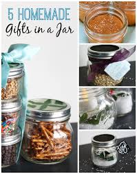 Decorating Canning Jars Gifts 100 Unique Homemade Gifts In A Jar 69