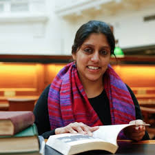 Shobhana Madhu     PhD in Education